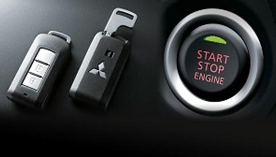 Khởi động xe khi khóa thông minh hết pin hay gặp trục trặc