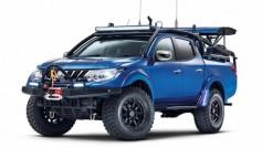 """Mitsubishi Triton """"chơi lớn"""" ở thị trường Anh"""